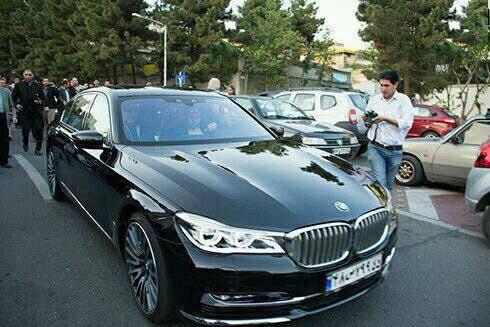 ماشین گران قیمت مهران مدیری