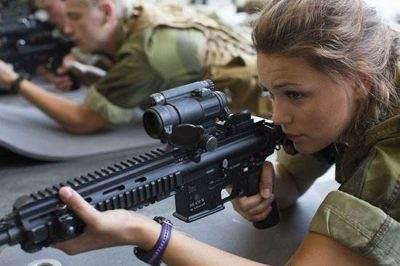 دختران زیبا در ارتش نروژ + عکس