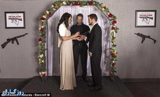 عروسی عجیب در لاس وگاس