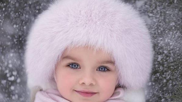 زیباترین دختر جهان