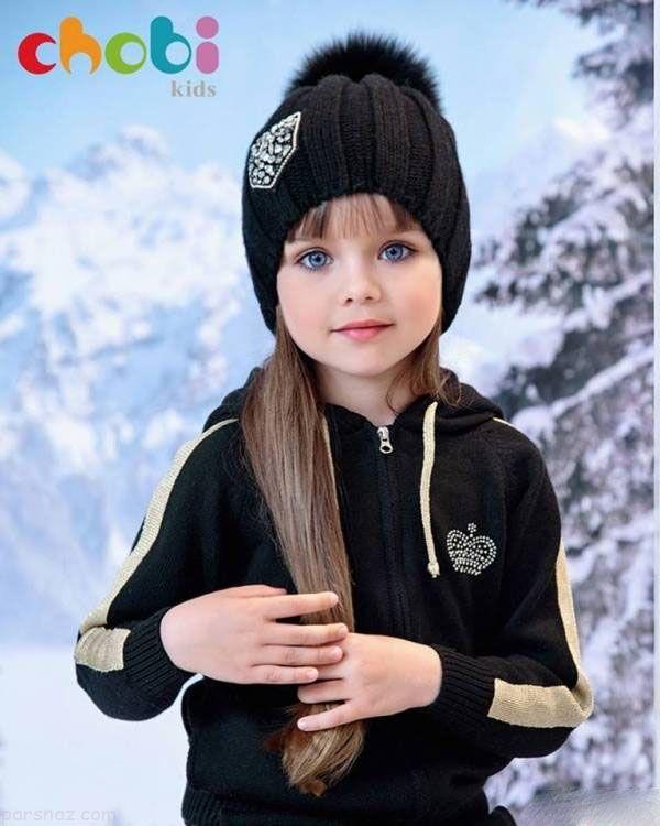 تصویر زیباترین دختر جهان