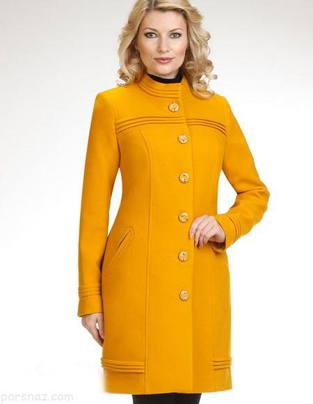 جدیدترین مدل پالتو زنانه زمستان