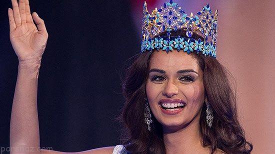 زیباترین دختر هند