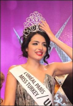 زیباترین دختر ترکیه