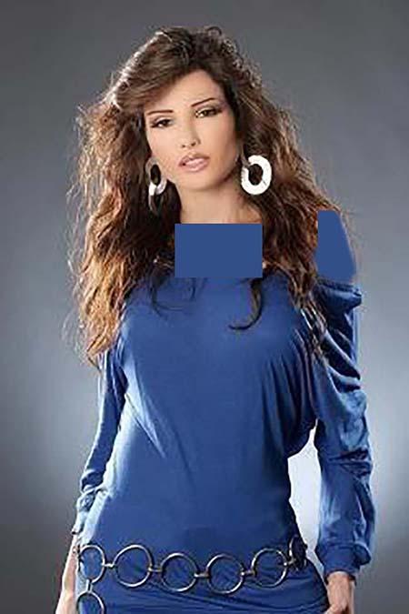 زیباترین زن خاورمیانه