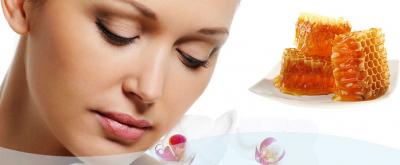 عسل و زیبایی پوست صورت