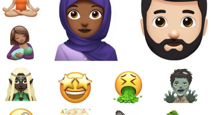رونمایی از ایموجیهای با حجاب و اسلامی توسط ios
