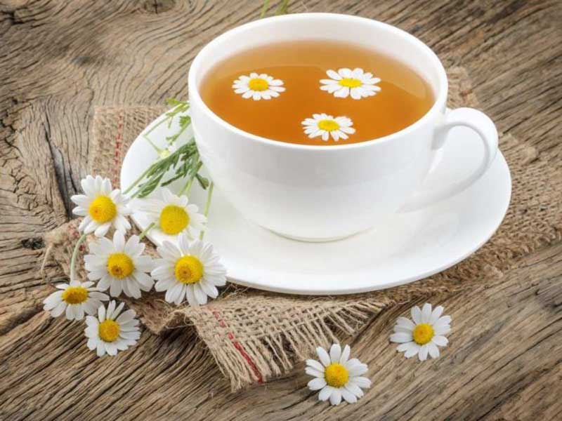 انواع چای گیاهی و خواص آنها