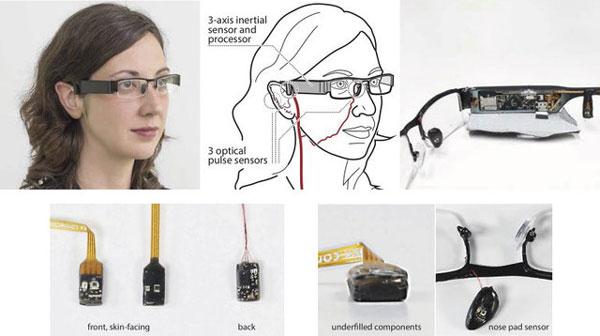 اندازهگیری فشارخون با یک عینک
