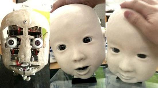 رباتی که با کاربر، تماس چشمی برقرار میکند