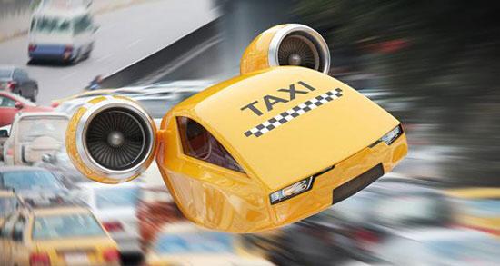 تاکسی پرنده وارد سیستم حمل و نقل ژاپن میشود