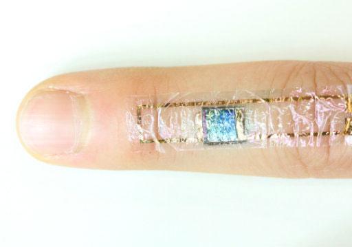 ساخت دستگاه تنظیم قلب خورشیدی بر روی پوست