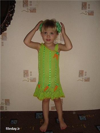 عکس لباس کاموایی