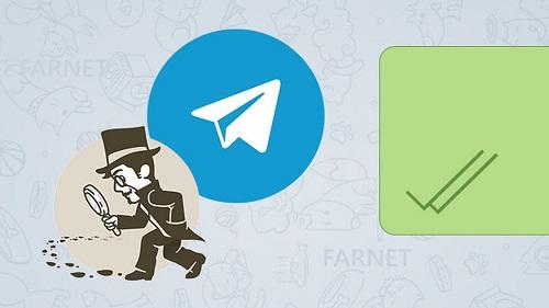 ترفند خواندن پیام در تلگرام بدون خوردن تیک دوم