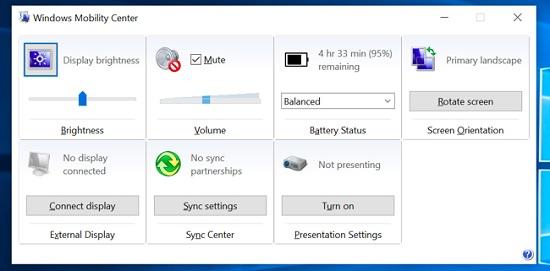آموزش تنظیم نور صفحه نمایش لپ تاپ
