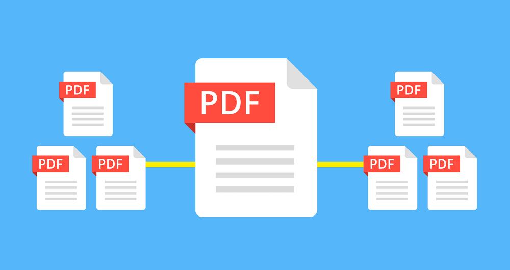 روش های ادغام فایل های PDF و تبدیل آنها به یک فایل