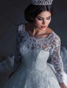 جدیدترین مدل لباس عروس 2017