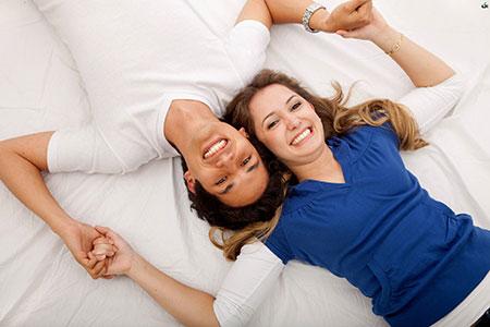 تجریک نقاط حساس بدن زنان در زناشویی
