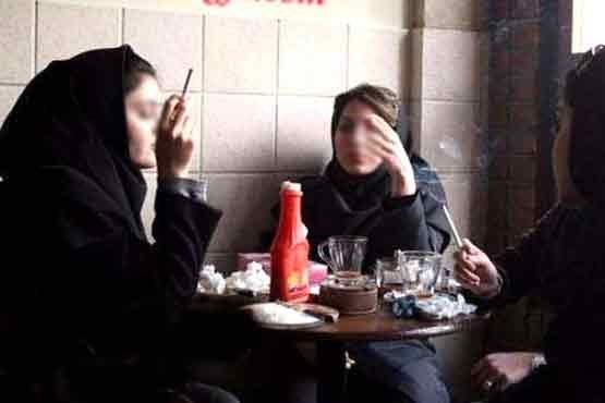 مصرف گل در بین دختران و زنان ایرانی