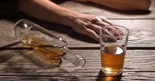 عوارض نوشیدن الکل
