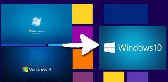 آپدیت ویندوز 7 به 10 بدون پاک شدن اطلاعات