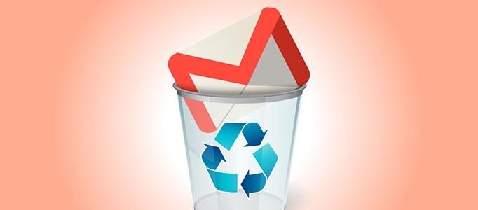 چگونه اکانت ایمیل پاک شده را برگردانیم