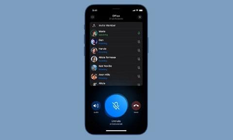 آموزش فعال کردن چت گروهی تلگرام