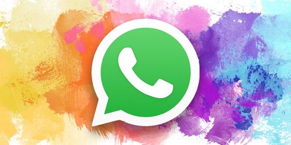 تصویر زمینه واتساپ جدید