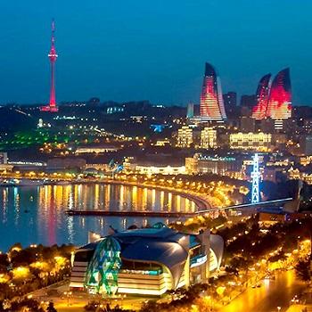 در سفر به باکو و دبی از کدام جاذبه های دیدن کنیم؟