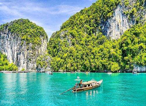 جاذبه های دیدنی در کشور مالزی و تایلند با تور مسافرتی