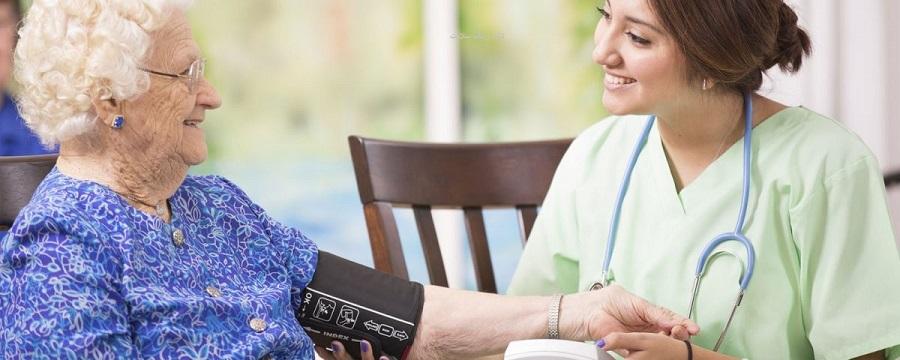 پرستاری از سالمند در منزل تک زنگ سلامت :
